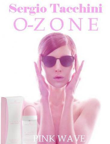 Sergio Tacchini O-zone pink wave