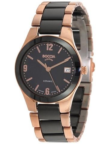 Купить Женские наручные часы Boccia Titanium 3189-04 по доступной цене