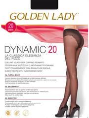 Женские колготки Dynamic 20 Golden Lady