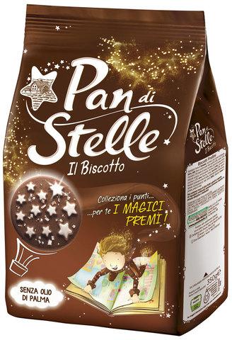 Печенье песочное Mulino Bianco Pan di Stelle , 350 г