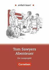 Tom Sawyer. AB mit Loes.(einfach lesen!)