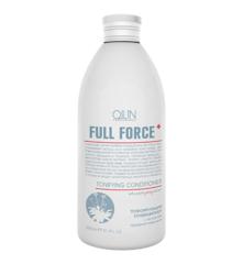 OLLIN full force тонизирующий кондиционер с экстрактом пурпурного женьшеня 300мл
