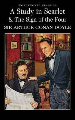 Kitab A Study in Scarlet & the Sign of the Four | Sir Arthur Conan Doyle