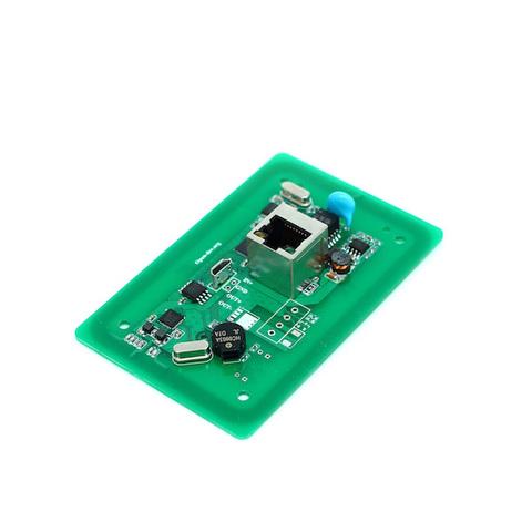 Программируемый LAN RFID считыватель-контроллер
