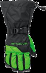 Pivot Glove / Черно-зеленый