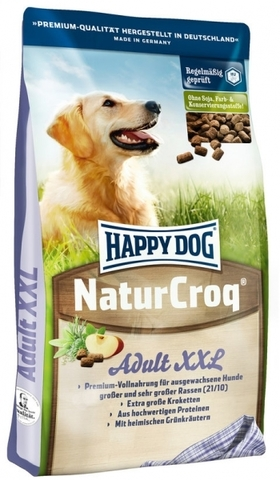 HAPPY DOG NATURCROQ XXL 15 кг