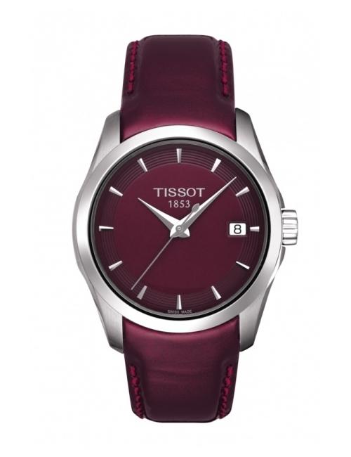 Часы женские Tissot T035.210.16.371.00 T-Lady