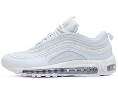 Кроссовки Мужские Nike Air Max 97 White