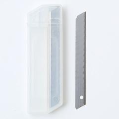 Лезвия для канцелярского ножа Muji (10 шт)