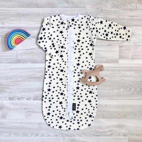 Утепленный спальный мешок Mjölk  Звёзды