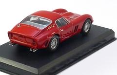 Ferrari 250 GTO 1962 red 1:43 Eaglemoss Ferrari Collection #8