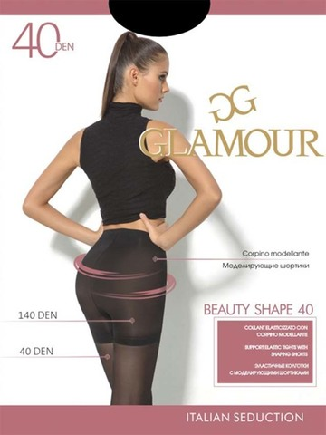Колготки Beauty Shape 40 Glamour