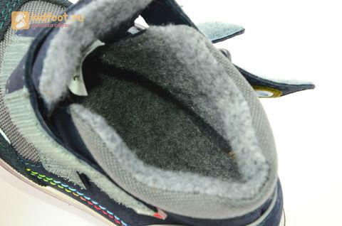 Ботинки Лель (LEL) для мальчика, цвет Темно синий, 3-882. Изображение 16 из 16.