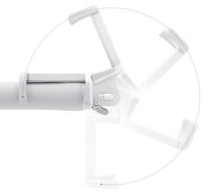 Монопод для смартфонов Xiaomi Cable White (с проводом)