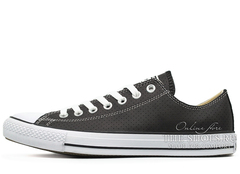 Кеды Converse All Stars Chuck Taylor Leather Low Black White
