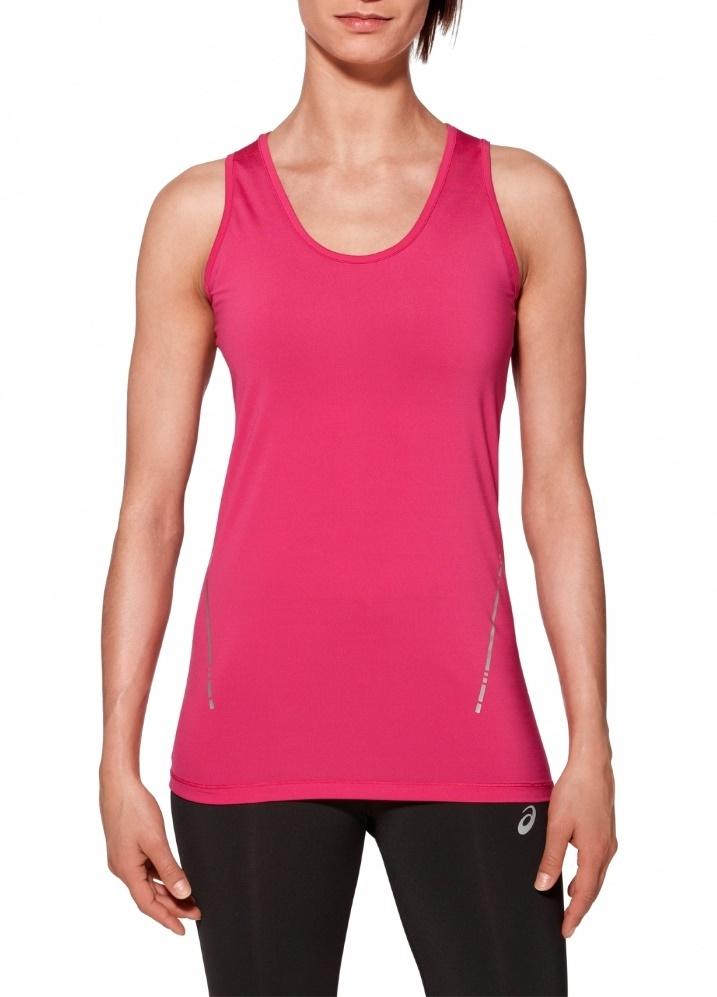 Женская майка для бега Asics Tank женская Pink (110421 0286)