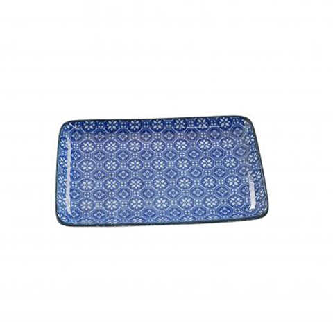 Тарелка Tokyo Design Studio Nippon Blue 7085