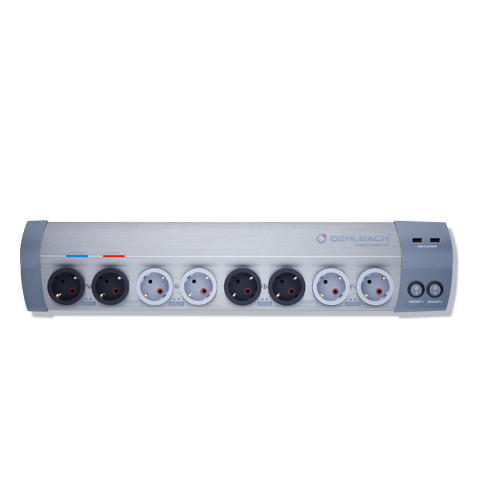 Oehlbach Power Socket 907, фильтр сетевой (#17030)