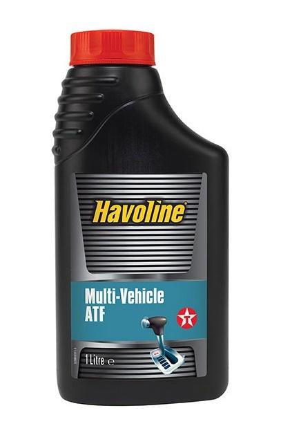 HAVOLINE MULTI-VEHICLE ATF трансмиссионное масло для АКПП 1 литр