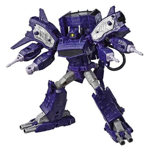 Трансформер Шоквейв (Shockwave) лидер класс - Поколение Трансформеров, Hasbro