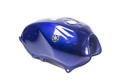 Бензобак для Yamaha YBR125 04-09 Синий