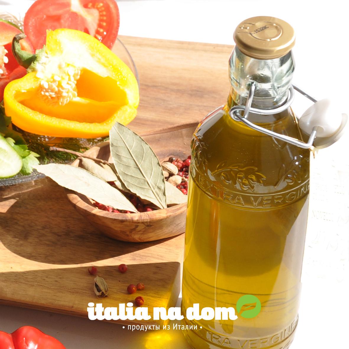 Масло Casa Rinaldi оливковое Novello Extra Virgine из региона Сицилия, 500 мл