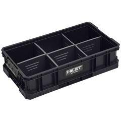 Ящик для инструментов Hilst Box 100 Flex с делителями