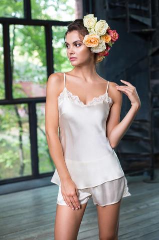 6aa43150a526 Шелковые пижамы женские - купить в интернет-магазине: SUGARMOON