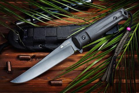 Тактический нож Croc D2 Black