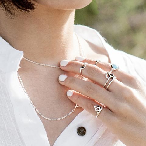 Миди-кольцо TARA