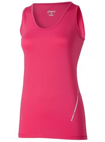 Майка беговая Asics Tank женская Pink