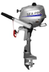 Лодочный мотор SEA-PRO F 2.5 S