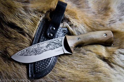 Туристический нож Глухарь z90