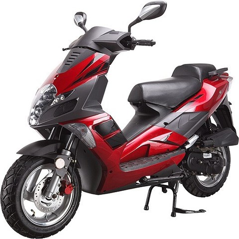 Скутер RACER Arrow 125 (4Т,125куб.см,возд.сист.охл,диск/бараб,12