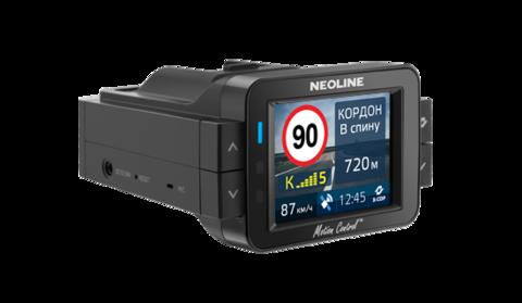Комбо-устройство (видеорегистратор с радар-детектором и GPS) Neoline X-COP 9100s