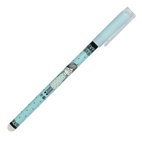 Ручка гелевая стирающаяся Girl Blue синяя