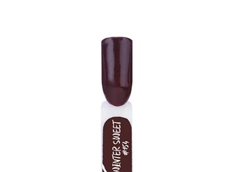 BF154-4 Гель-лак для покрытия ногтей. Winter Sweet #154 Горячий шоколад