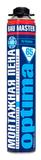 Пена монтажная ПРО BAU MASTER OPTIMA 65л ЗИМНЯЯ 750мл (12шт/кор) (Беларусь)
