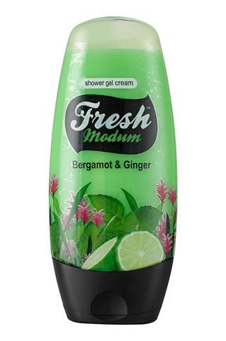 Modum Modum Fresh Крем-гель для душа Bergamot & Ginger 250мл