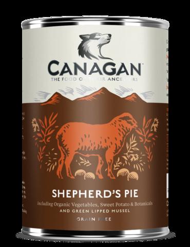 Консервы Canagan с ягненком для собак