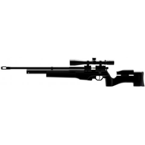 Пневматическая винтовка Ataman M2R Тактик Тип I 5,5 мм (Чёрный) (225/RB)