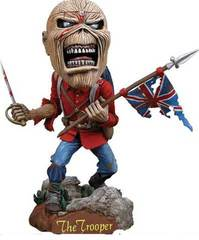 Iron Maiden - Eddie The Trooper Head Knocker