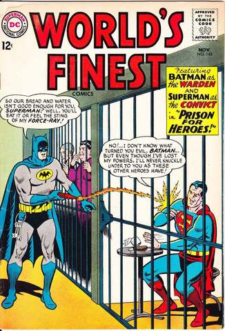 World's Finest 145 1964