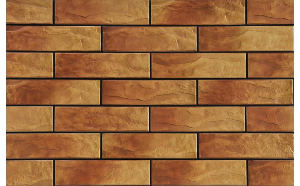 Cerrad - Dakota, rustico, new, 245x65x6.5 - Клинкерная плитка для фасада и внутренней отделки