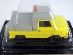 LUAZ-2403 Aeroflot Tractor Luggage USSR 1:43 DeAgostini Service Vehicle #47