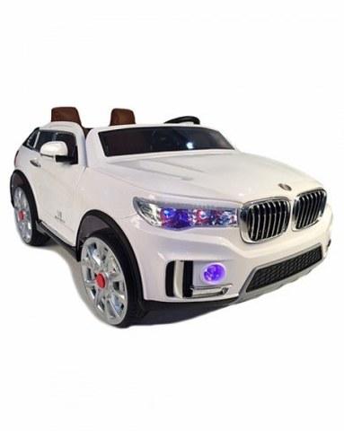 Детский электромобиль Rivertoys BMW М 333 ММ белый