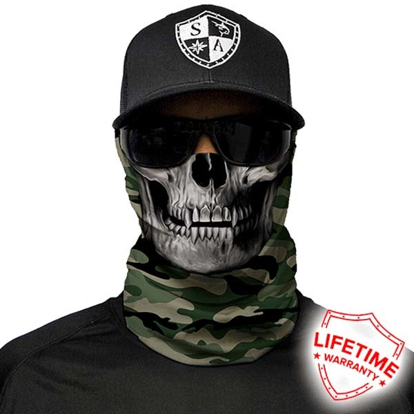 SA Company Бандана с черепом SA Green Military Camo Skull MILITARY-GREEN-CAMO-1.jpg