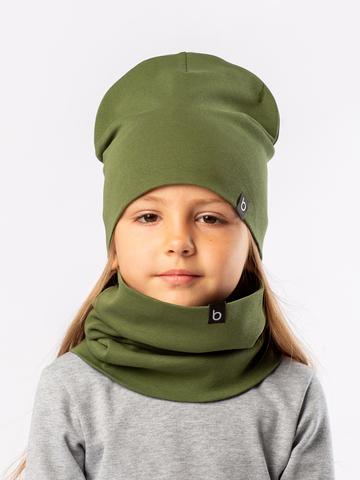 Комплект (шапка, снуд)