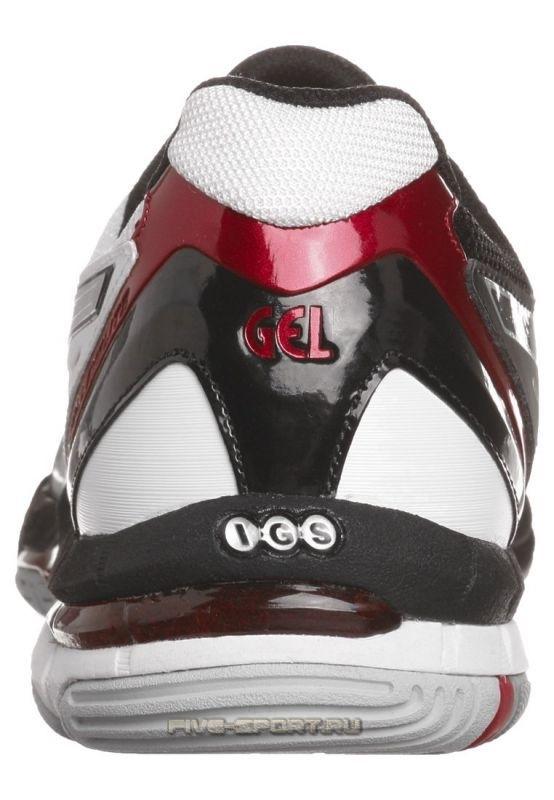 Asics Gel-Volley Elite 2  Кроссовки волейбольные - купить в интернет-магазине Five-sport.ru. Фото, Описание, Гарантия.