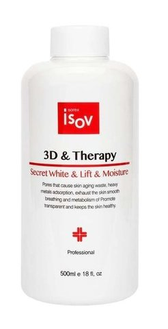 ISOV Маска 3D&Therapy Mask 500 мл.